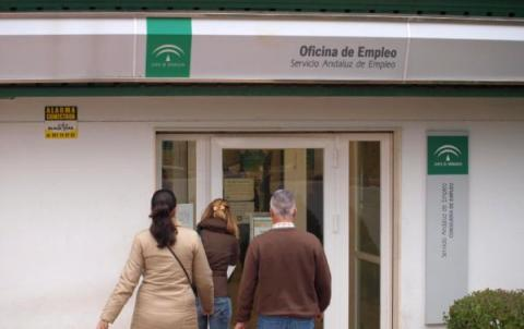 Oficina de empleo Andalucía